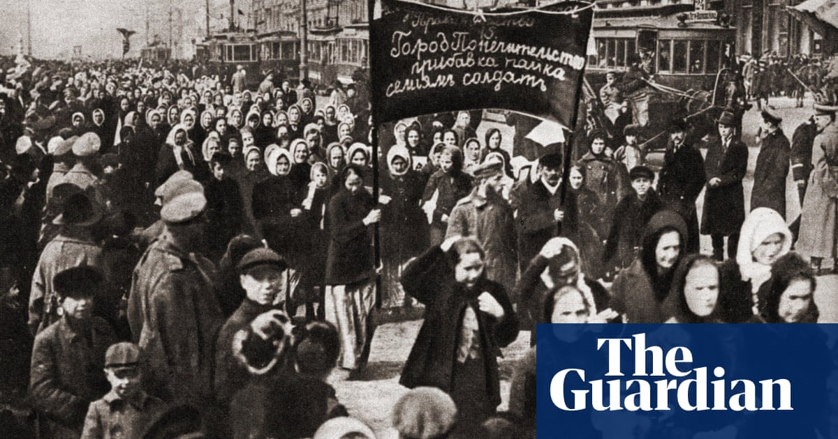 The Womens Protest That Sparked The Russian Revolution World News
