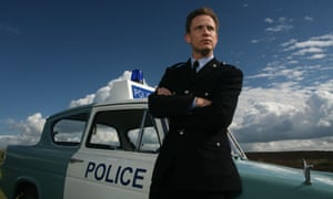 Jonathan Kerrigan in the ITV production of Heartbeat, based on the series of Constable novels by Nicholas Rhea, a former inspector.