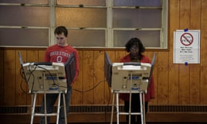 Ohio early voting law