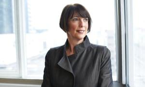 Carolyn McCall, chief executive of easyJet.
