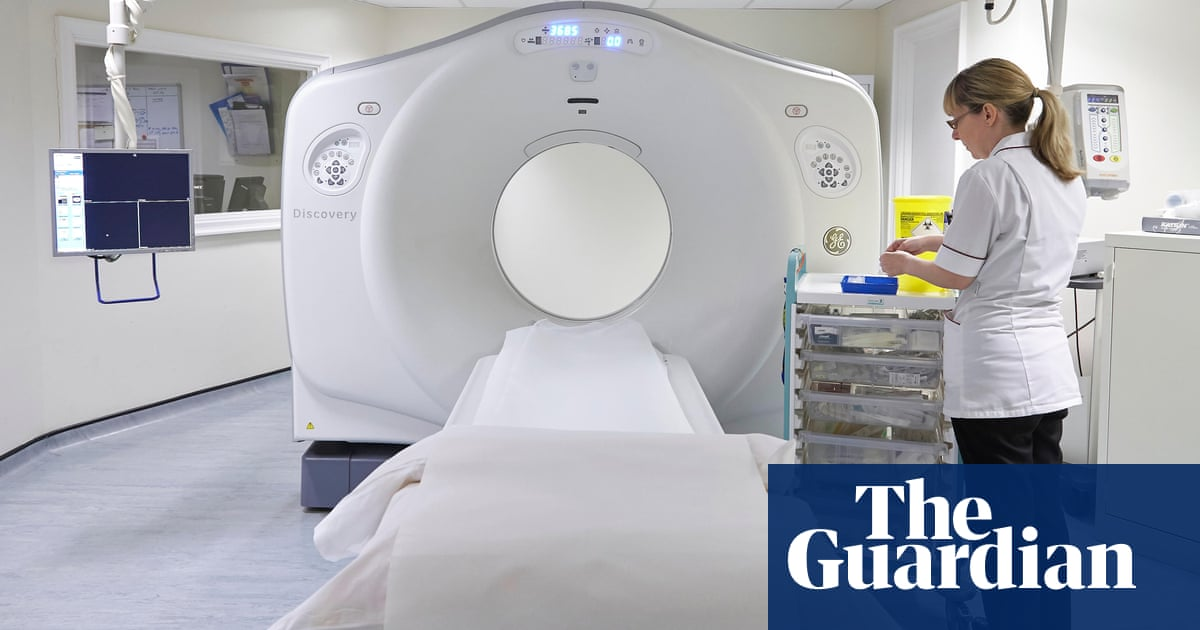 Almost 124,000 patients waiting more than three months for NHS tests in England