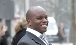 Shaun Bailey said his nomination was 'proof that our city truly is the place where anything is possible'.