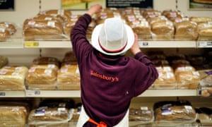 sainsbury s to cut 2 000 jobs across uk business the guardian