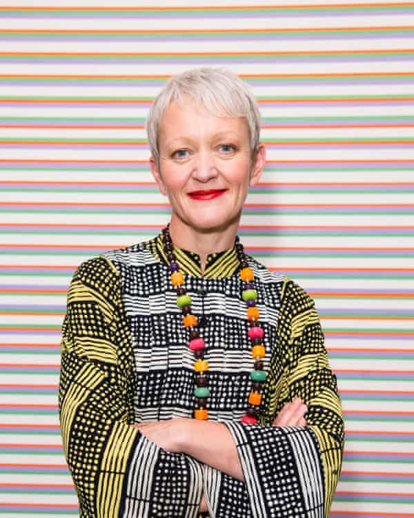 """Maria Balshaw, the role of galleries and museum is to """"keep people's creatives spirits up"""""""