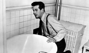 'It's an undeniably brave and startling piece of work' ... Ray Milland in The Lost Weekend.