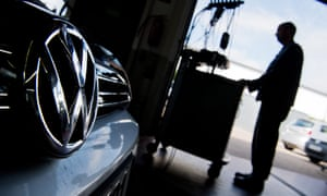 VW was caught by US authorities last year using defeat device software