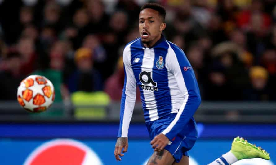Éder Militão joined Porto in the summer of 2018 from hometown club São Paulo.