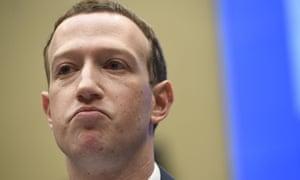 Mark Zuckerberg: having a 'growing up moment' at 33.