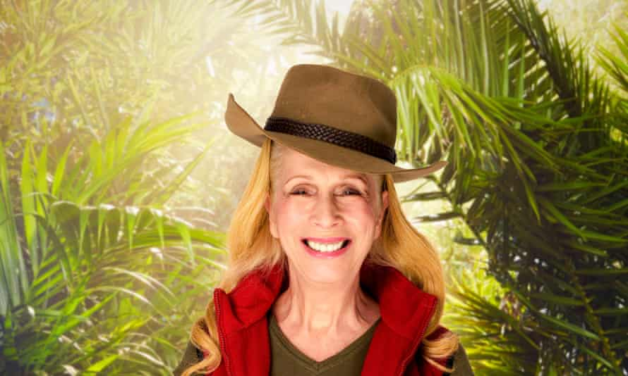I'm A Celebrity ... Get Me Out Of Here! contestant Lady Colin Campbell.