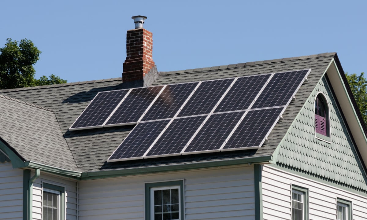 Solar Panel On Side Of Building : San francisco adopts law requiring solar panels on all new