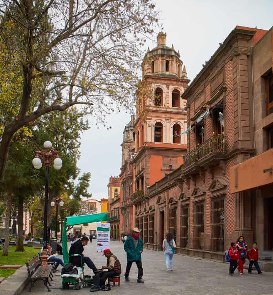 The communications and transportation secretariat is expected to move to the northern city of San Luis Potosí.