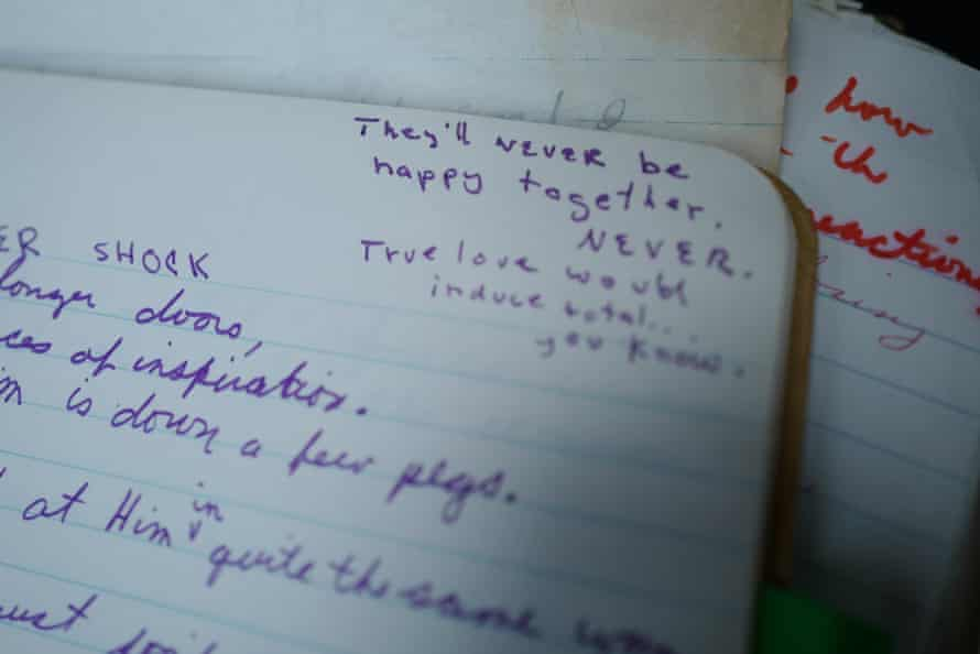 Lionel Shriver's teenage diaries