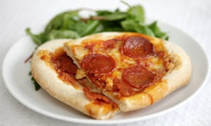 VariousMandatory Credit: Photo by Martin Lee / Rex Features ( 1167740ce ) Pepperoni pizza Various