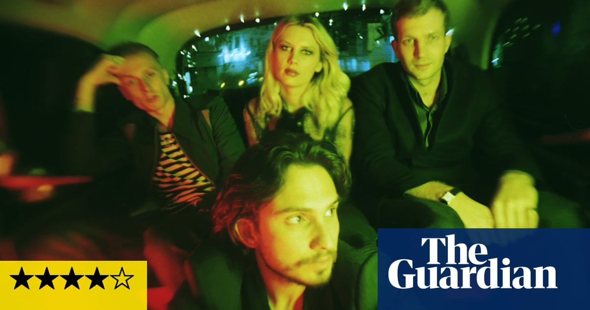 Wolf Alice: Blue Weekend review – marvellous sequel to their Mercury winner