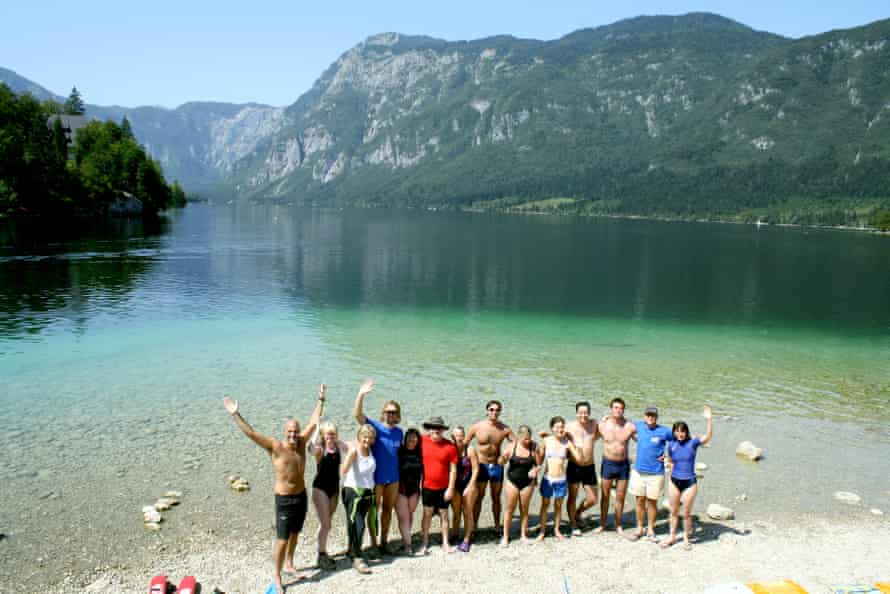 Strel Swimming Adventures Slovenia Lakes and Rivers trip
