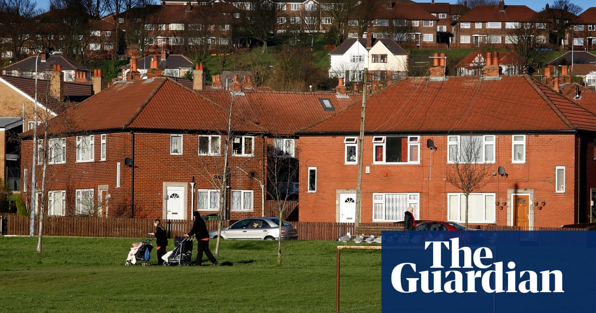England's poorest areas left far behind with lack of social infrastructure