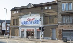 Glasgow's Grand Ole Opry.