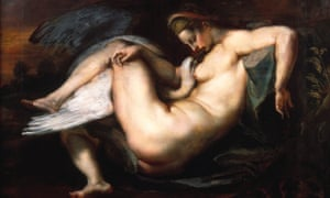 Leda and the Swan, by Peter Paul Rubens