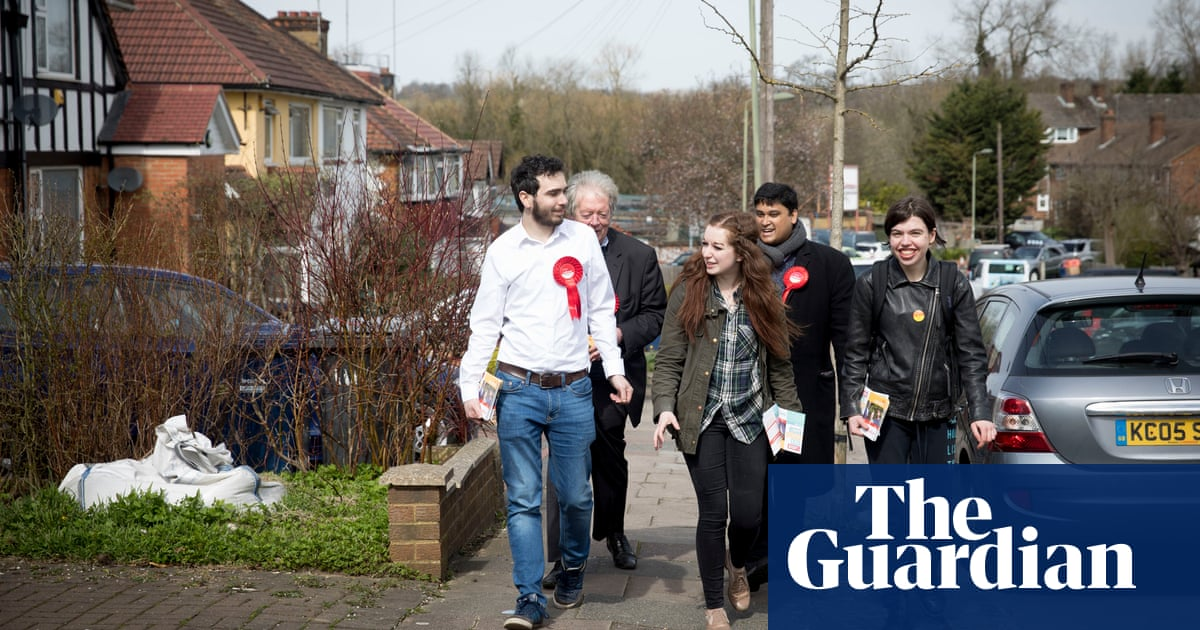 faf833ff761 Labour s antisemitism row hampers its campaign in Barnet