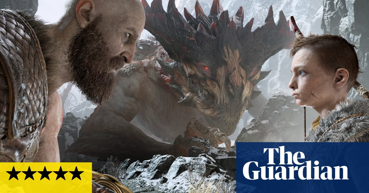 God Of War Review Violent Vital And More Brilliant Than