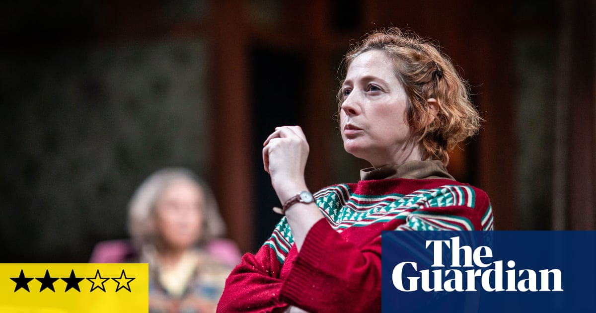 The Beauty Queen of Leenane review – Martin McDonagh's raging black comedy returns