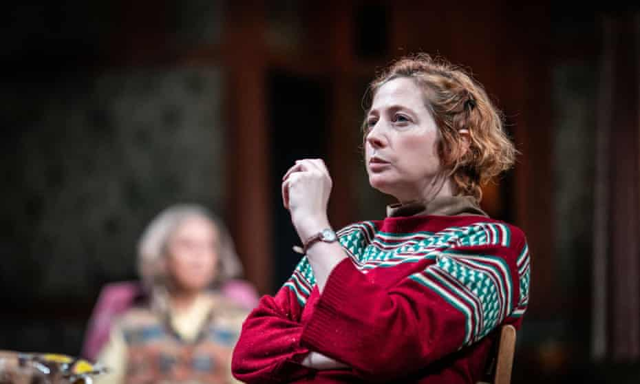 Orla Fitzgerald in The Beauty Queen of Leenane.