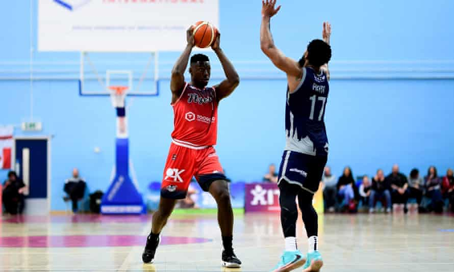 If there are no packed venues until next year competitions such as the British Basketball League will be hit hard.