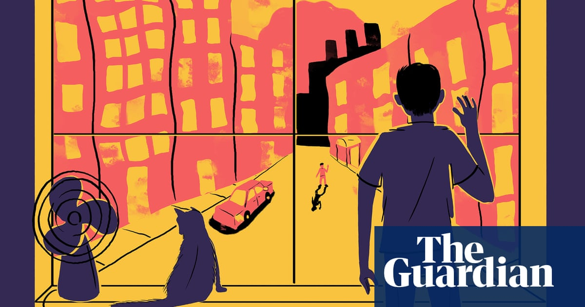 Halfway to boiling: the city at 50C | Cities | The Guardian
