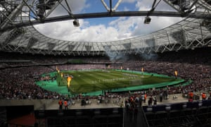 The cost of moving rows of seats from football mode at the former Olympic Stadium to accommodate the running track, and back again, every summer has soared from an estimated £300,000 to an extraordinary £8m.