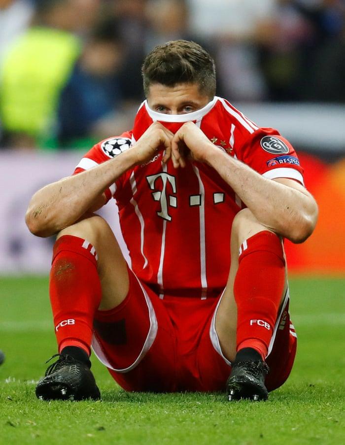 7e4f6382fbe Real Madrid 2-2 Bayern Munich (agg  4-3)  Champions League semi-final – as  it happened