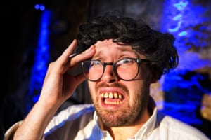 John Kearns's Don't Worry They're Here