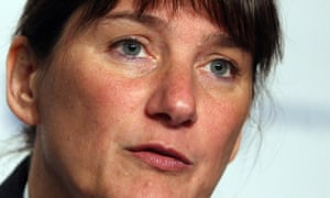 Lynne Owens, head of the National Crime Agency.