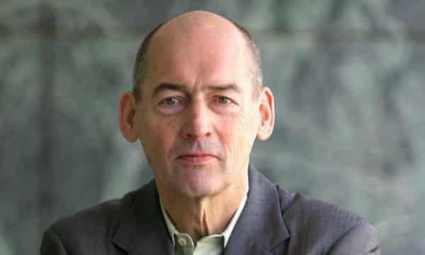 Dutch architect Rem Koolhaas.