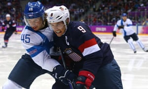Zach Parise won't be playing for USA at PyeongChang. 'We now consider the matter officially closed,' said the NHL.