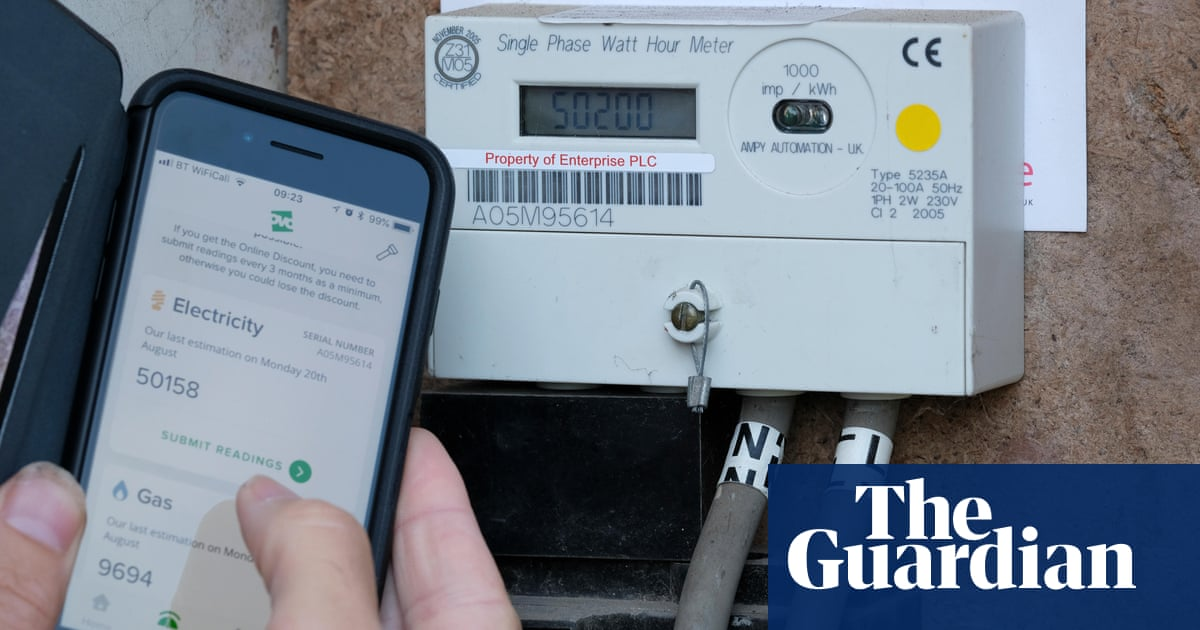 Why are all the electricity suppliers saying 'no' to installing a meter?