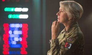 'Flinty': Helen Mirren as Katherine Powell in Eye in the Sky