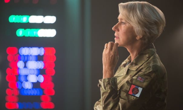 Eye in the Sky review – a morality tale of modern warfare