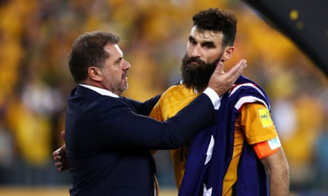 Ange Postecoglou decision on Socceroos' future 'won't take too long'