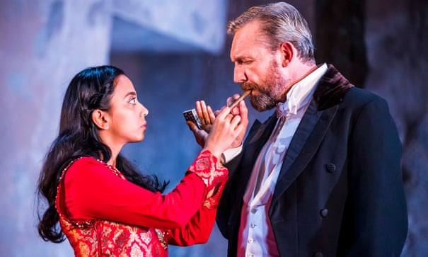 A Doll's House review – Ibsen's classic shrewdly reimagined in colonial India | Theatre | The Guardian