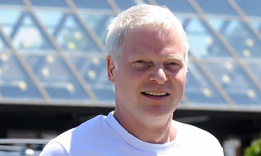 Steve Bing in 2010