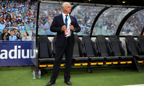 Graham Arnold is the standout candidate and should already be Socceroos coach