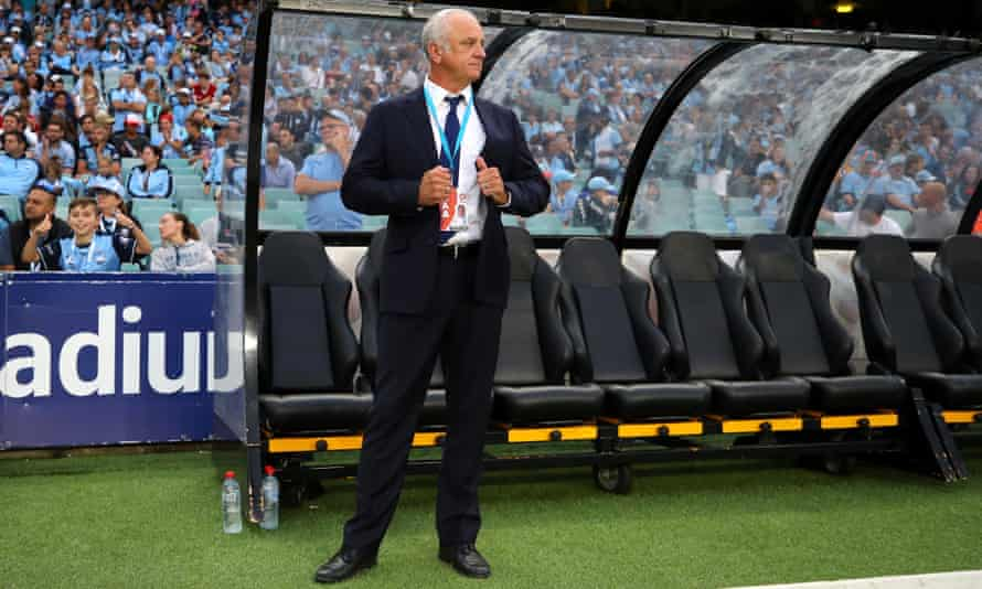 Graham Arnold's success with Sydney FC means he is the best choice for Socceroos coach.