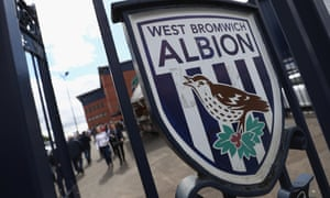 West Bromwich Albion have taken action with the club bottom of the Premier League.