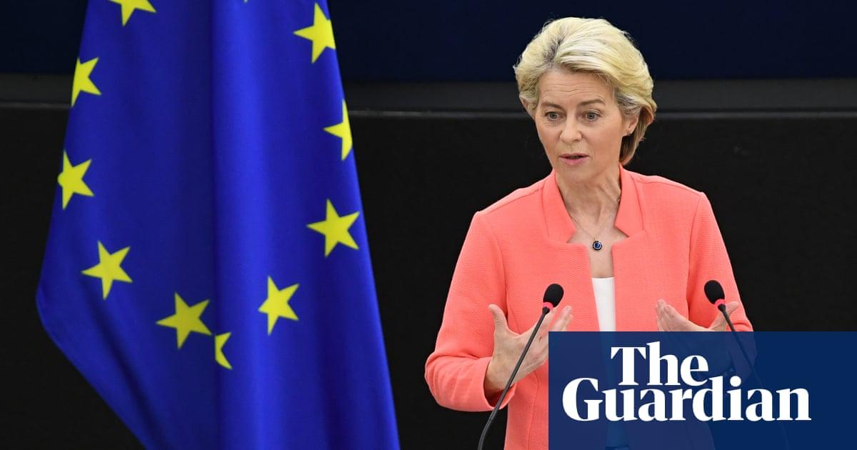 Von der Leyen: EU must acquire 'political will' to build own military