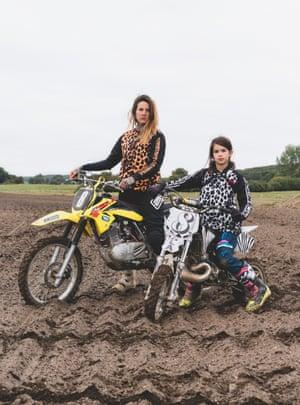 Motherhood and Motorbikes: Steph and Lola Bolam