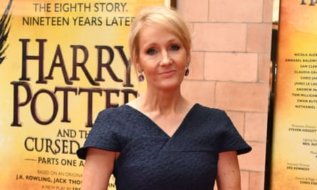 Author JK Rowling admits being rejected multiple times before finding phenomenal success with Harry Potter.