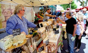 Market in Saint-Remy-de-Provence ... the slump in the pound will make holidays in the EU 10-15% more expensive this summer.