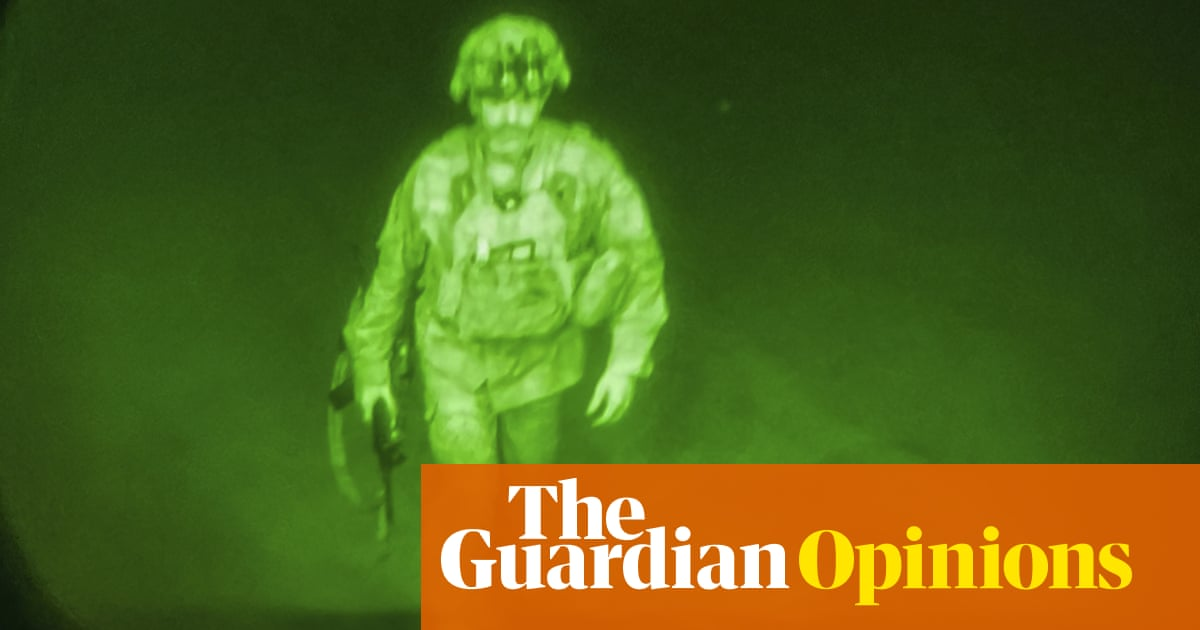 The Guardian view on the US departure from Afghanistan: its responsibilities don't end here