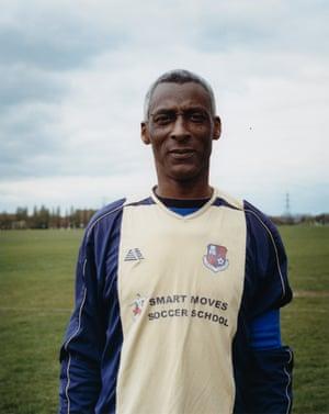 Adrian Johnson, Maynell, British/Jamaican