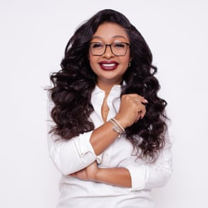 Joy Adenuga for use in Toleriane campaign only GLABS